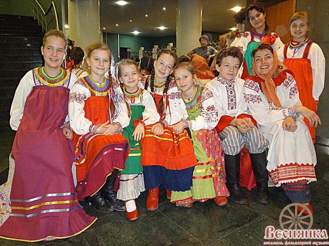 Международный фестиваль-конкурс детско-юношеских хоровых и фольклорных коллективов «Звучит Москва» 28 апреля-1 мая