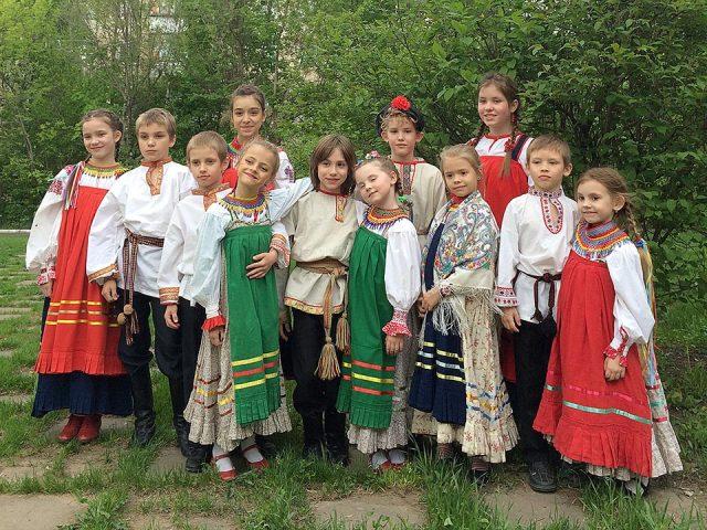 «Веснянка» в Ивантеевке 14.05.2016